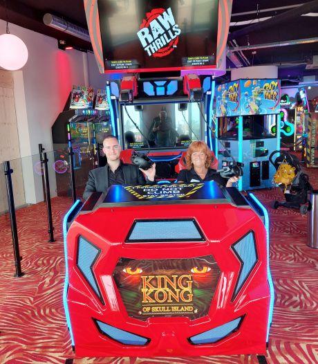 Blikwerpen in een nieuw jasje of een virtual reality-ervaring met King Kong: de Duitsers smullen ervan