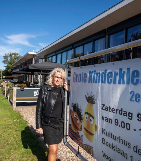 Monique is al meer dan tien jaar drijvende kracht achter succesvolle kinderkleding- en speelgoedbeurzen in Westerhaar