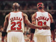 Michael Jordan kon echt vliegen