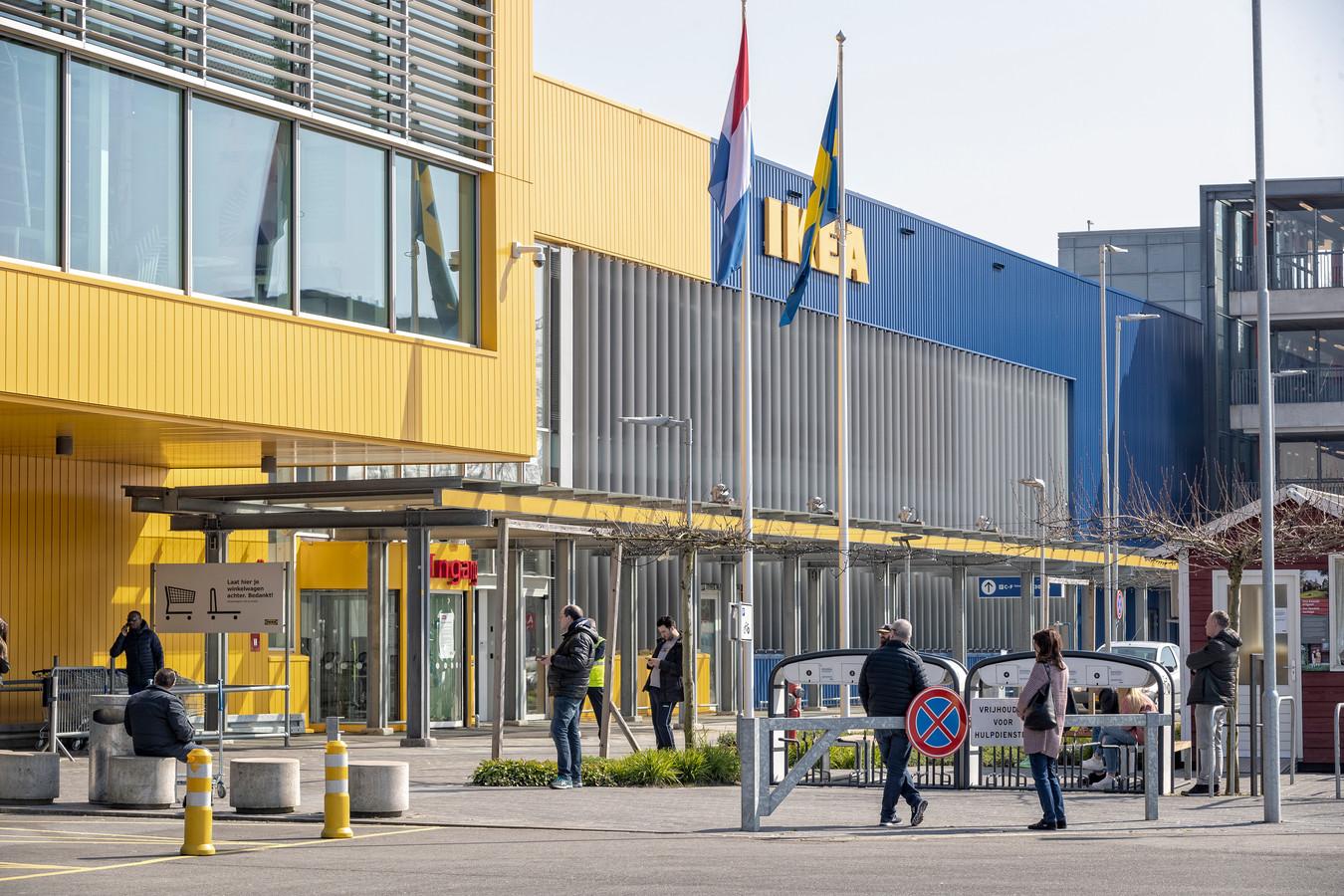 IKEA in Delft.