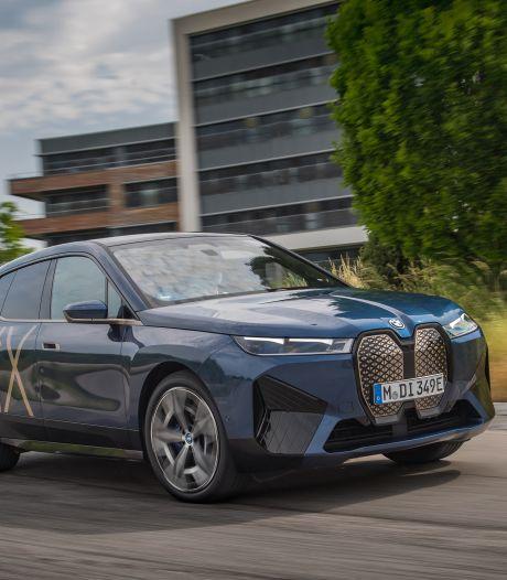 Vlaggenschip BMW iX mikt op comfort en rijdt fabelachtig