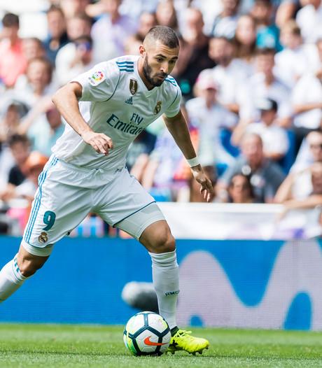 Real Madrid legt ook Benzema langer vast