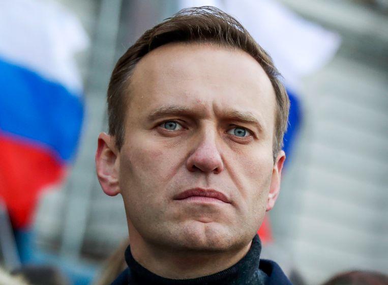 Aleksej Navalny. Beeld AP