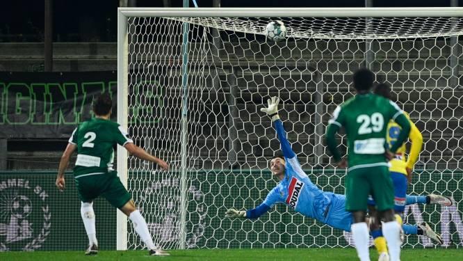 """Doelman Berke Özer en Westerlo blijven steken op 1-1-gelijkspel in Lommel: """"We hebben gevochten voor dat punt"""""""