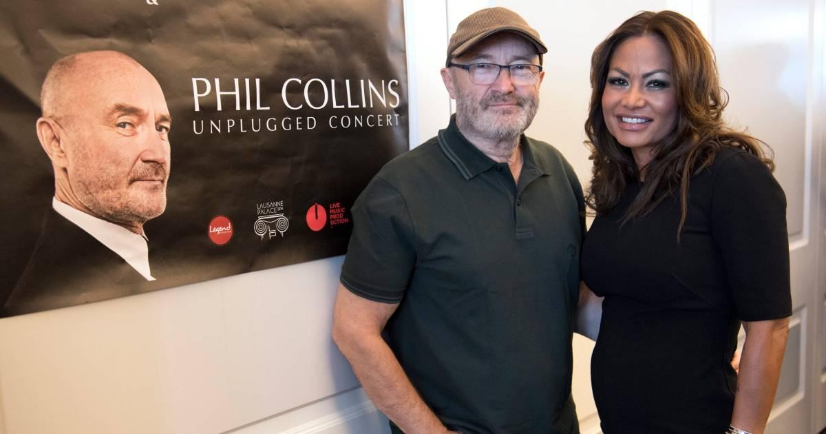 Uit villa gezette ex van Phil Collins verkoopt zijn gouden platen en awards - AD.nl