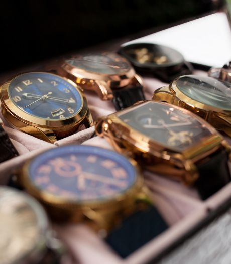 Amsterdammer aangehouden in onderzoek naar fraude met exclusieve horloges