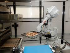Le futur de la pizza, c'est le robot-pizzaïolo