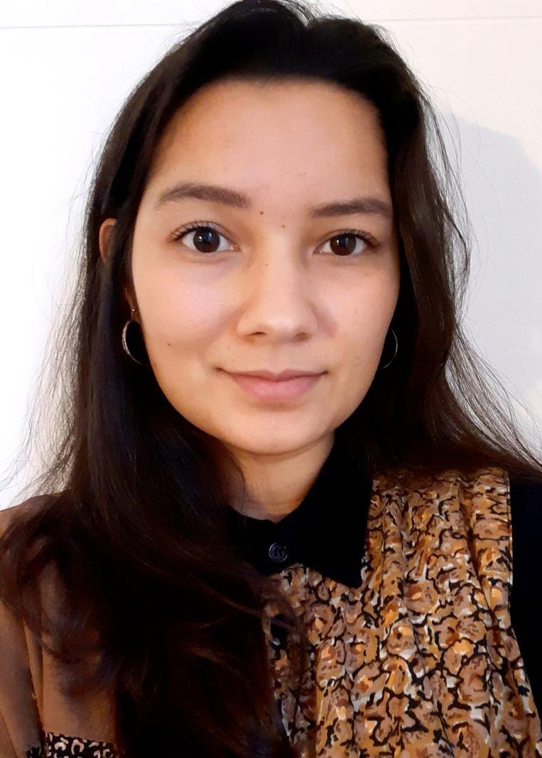 Binita Pinoy. Beeld rv