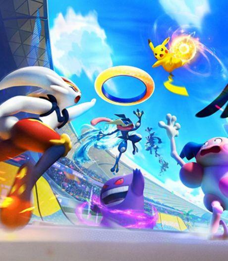Pokémon Unite verschijnt 21 juli voor Nintendo Switch