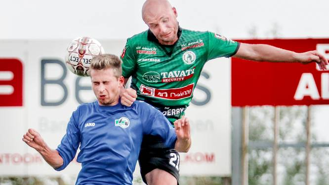 """Tars Notteboom (KVV Zelzate): """"Tandje bijsteken voor de coach"""""""