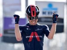 À Travers la Flandre: Dylan Van Baarle vainqueur en solitaire après une échappée de 50 km