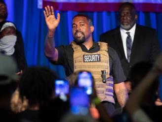 Kanye West gaf zelf 10 miljoen euro uit aan zijn falende presidentscampagne