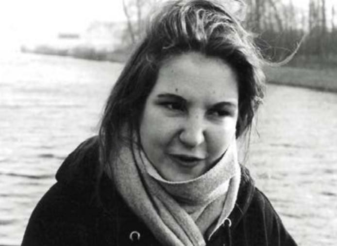Sabrina Pelizzon, destijds 18 jaar, uit Spijkenisse.