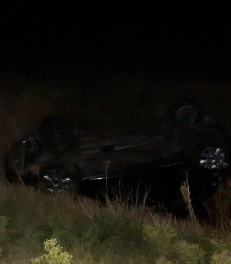 Rijbewijs van dronken vrouw ingenomen na ongeval in IJzendijke