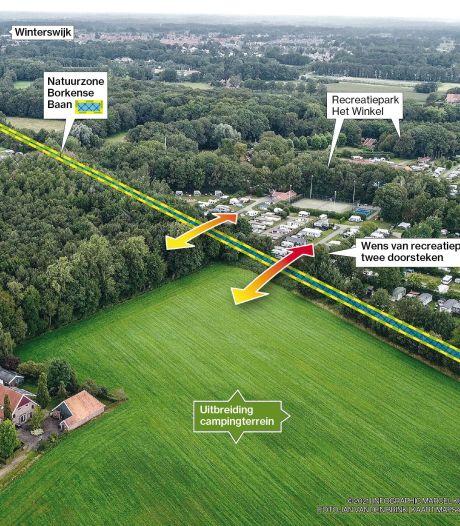 Buurtschapje Brinkheurne vreest megacamping met hotel: 'Het moet hier geen tweede Giethoorn worden'
