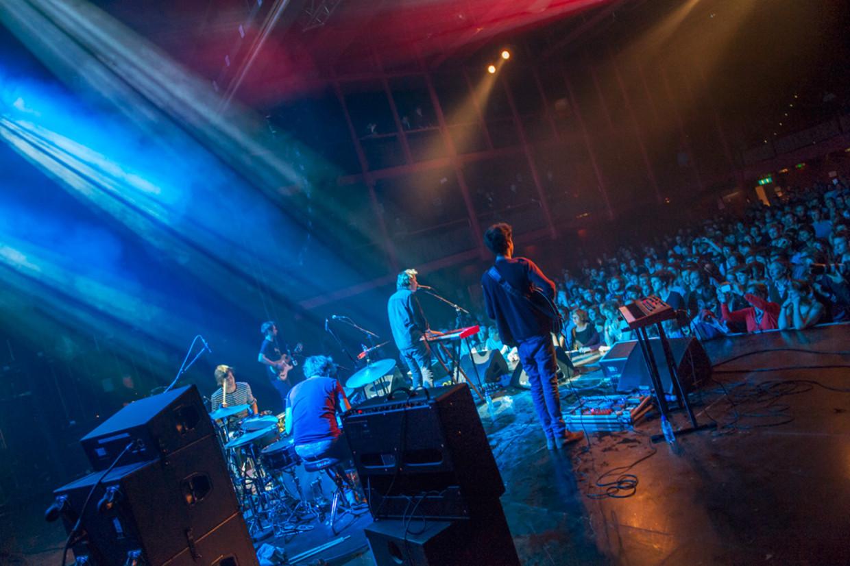 Humo's Rock Rally Finale 2014 Beeld Geert Van de Velde / Inge Kinnet / Humo