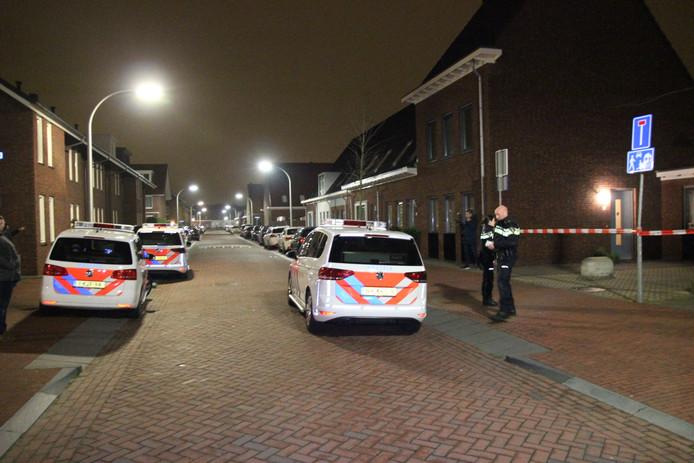 Man mishandeld aan Kamille-erf in Pijnacker bij poging tot straatroof.
