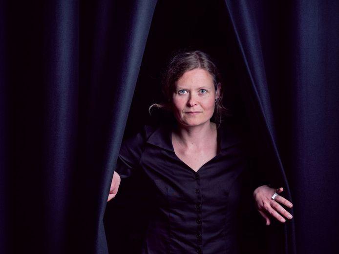 Sanne Meenink, theaterprogrammeur van Mimik Deventer.