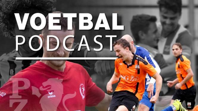 PZC Voetbal Podcast #4: Over strakke hamstrings, Super Steve en 'topclub' Goes