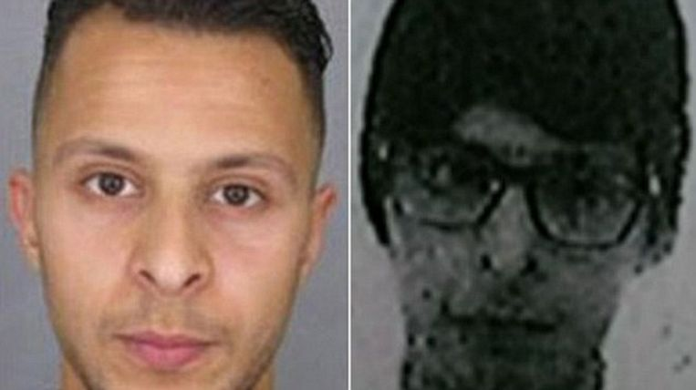 Amper een week na de aanslagen berichtte het Spaanse La Sexta dat de Franse politie de waarschuwing verspreidt dat Salah Abdeslam zich vermomt met een bril en een pruik. Beeld Kos