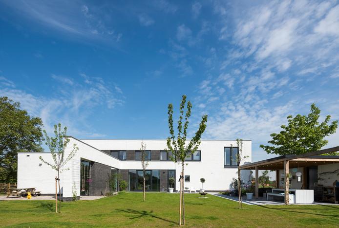 6. Smitjesland in Lent Architectenbureau: Loko architecten.  Opdrachtgever: familie Hans-Knaapen.