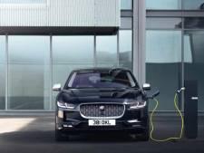 Update voor de Jaguar I-Pace: kan nu sneller laden