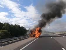 Beelden polderbrandweer gaan wereld over: 'Ze denken dat Flevoland Amerika is'