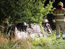 Automobilist (56) overlijdt bij ongeluk in Deursen-Dennenburg