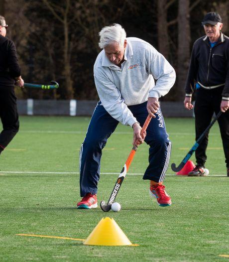 Nieuw in Nijmegen: wandelend hockeyen, maar wel pas na de winterstop