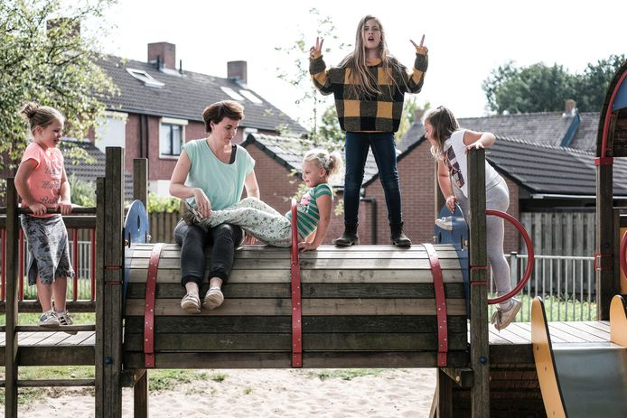 Kinderen, zoals die van buitenschoolse opvang Kikkersprong in Beek, blijven gewenst in Montferland.