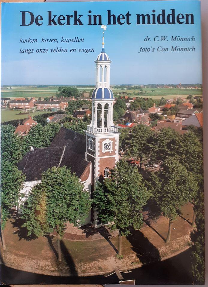 cover van De kerk in het midden van C.W. Mönnich