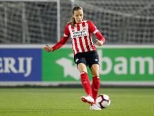 Kristjánsdóttir van PSV naar Selfoss