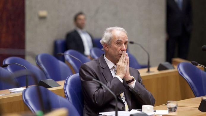Gerd Leers tijdens het Kamerdebat over Mauro