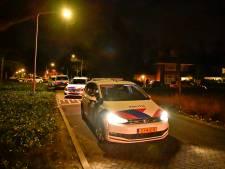 Grote politiemacht rukt uit voor poging woninginbraak in villa in Valkenswaard