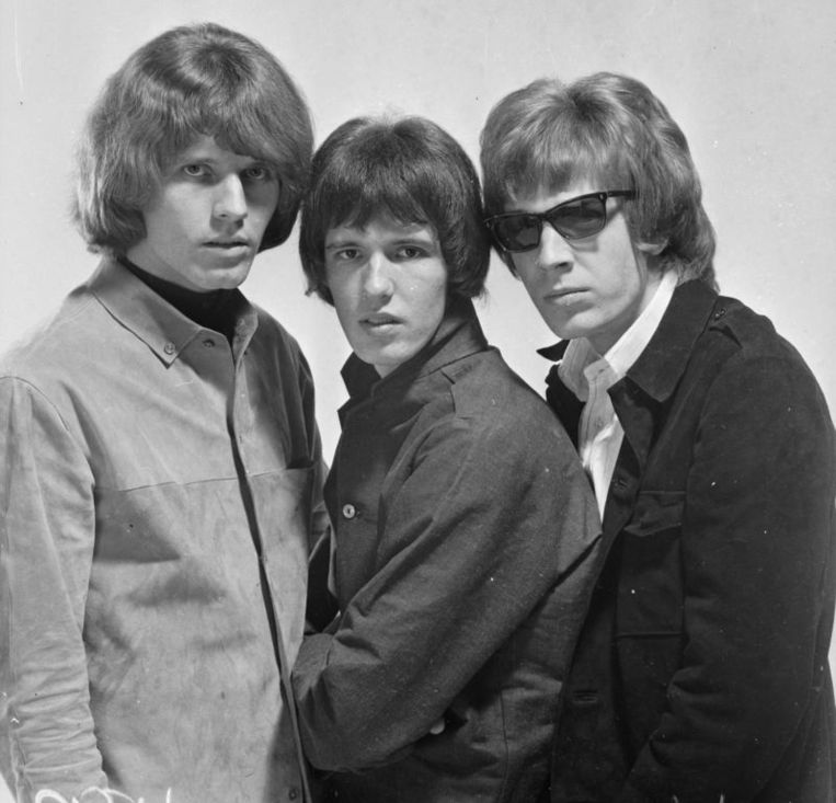 The Walker Brothers in 1966. Beeld null