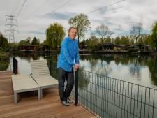 Het lijkt idyllisch, maar op chaletpark Tergouw in Oosterhout kraait oproer
