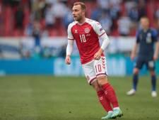 Zaakwaarnemer Christian Eriksen: 'Hij ademt en kan praten'
