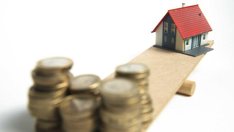 Ongeveer 15% van de Nederlandse huishoudens heeft een hoge schuldenlast. Beeld ANP XTRA