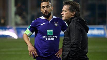 """Anderlecht moet het tegen Club wellicht zonder Kemar Roofe doen: """"We zullen oplossing moeten zoeken"""""""