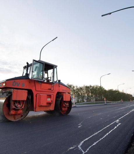 Chantier routier à la frontière française: une déviation mise en place