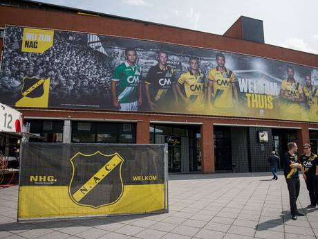 Verkoop stadion aan NAC lijkt de beste oplossing