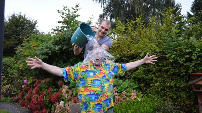 Zet de emmer ijskoud water maar klaar: geen bibberduik in de Blaarmeersen, wel in je kot