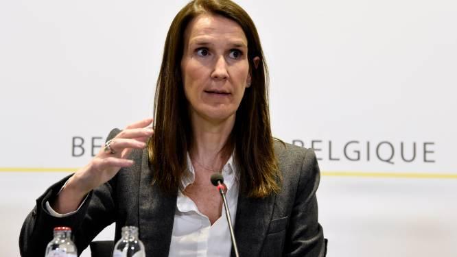 """Premier Wilmès: """"Geen terugkeer naar normaliteit voor deze zomer"""""""