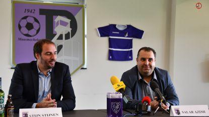 """""""Al duizenden vlaggen besteld"""", Salar Azimi hoopt zaterdag kampioen te spelen met Patro Eisden"""