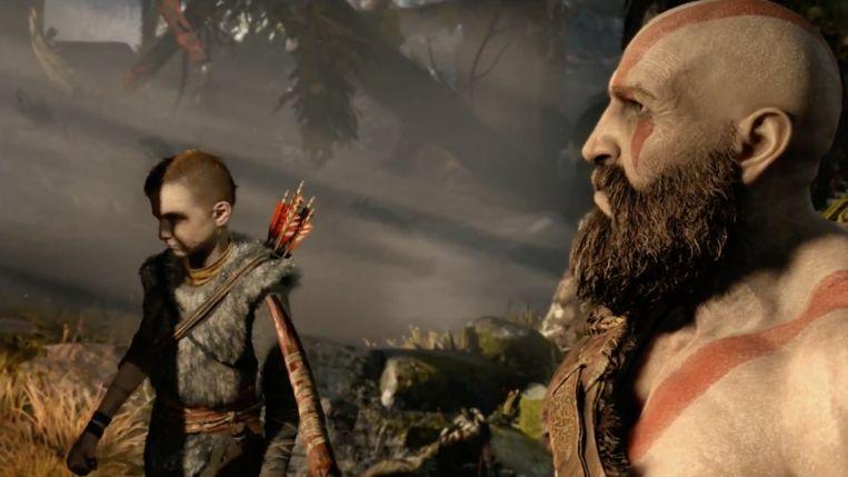 God of War. Beeld Sony PlayStation
