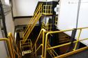 Er zitten heel wat trappen in de Merwedebrug verstopt: ze doen denken aan een kunstwerk van Escher.