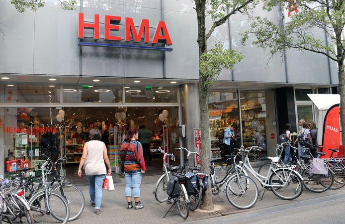 De Hema in Turnhout was de allereerste in ons land.