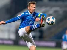 FC Den Bosch kan sterkhouders Van Moorsel en Van der Velden voorlopig geen nieuw contract geven