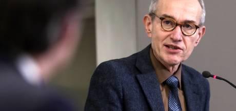 L'isolement est prolongé: Frank Vandenbroucke explique pourquoi