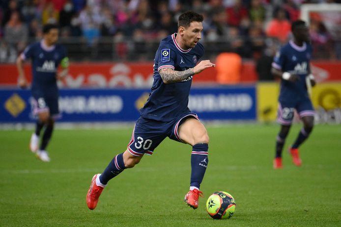 Lionel Messi a officiellement débuté son aventure parisienne, à Reims, dimanche soir.